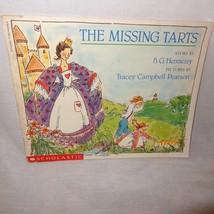 The Missing Tarts Books 1989 Children B.G. Hennessy Scholastic - $3.99