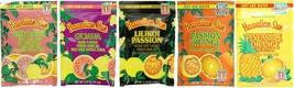 Hawaiian Sun Powder Drink Mix 5 Flavor Pack (Pineapple Orange Nectar, Pa... - $36.89