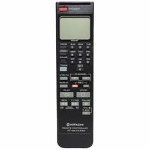 Hitachi VT-RM2050A Factory Original VCR Remote VT-2010U, VT-2050A, VT-2055A - $12.89