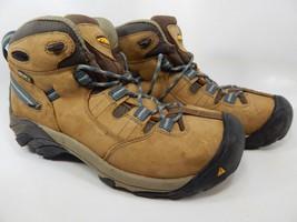 Keen Detroit Mid Top Size US 8 M (D) EU 40.5 Men's Steel Toe Work Boots 1007004