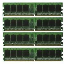 4GB (4x1GB) Desktop Memory PC2-5300 DDR2-667 for Dell Precision Workstat... - $12.86