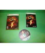 Resident Evil 5 (Microsoft Xbox 360, 2009) - $7.68