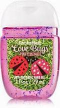 Bath & Body Works Pocketbac Love Bugs Pink Lemonade Anti-bacterial Hand Gel - $2.50