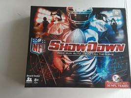 Buffalo Games NFL Showdown Board Game New Sealed - $18.15