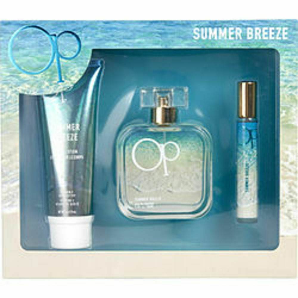 Primary image for New OP SUMMER BREEZE by Ocean Pacific #332540 - Type: Gift Sets for WOMEN