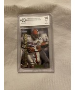 1999 Fleer 288 Donovan McNabb PSA 10 Gem Mint RC - $22.00