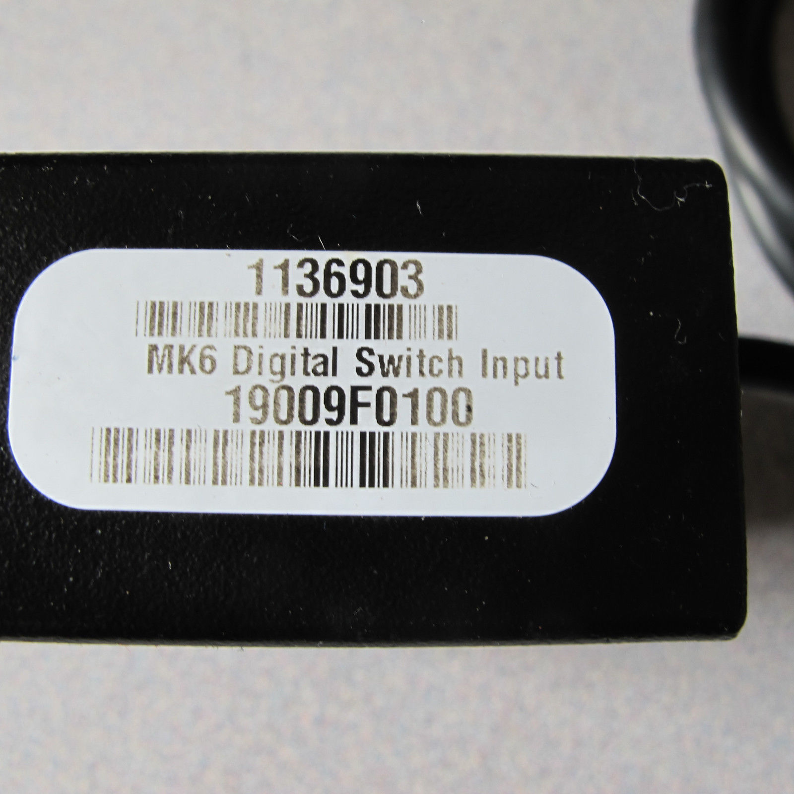 Invacare 1136903 Storm TBX3 MK6 Switch Input Control Box