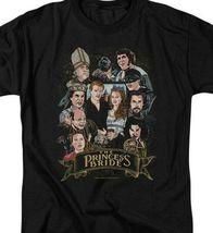 The Princess Bride T-shirt Retro 80's cast fantasy comedy film graphic tee PB154 image 3