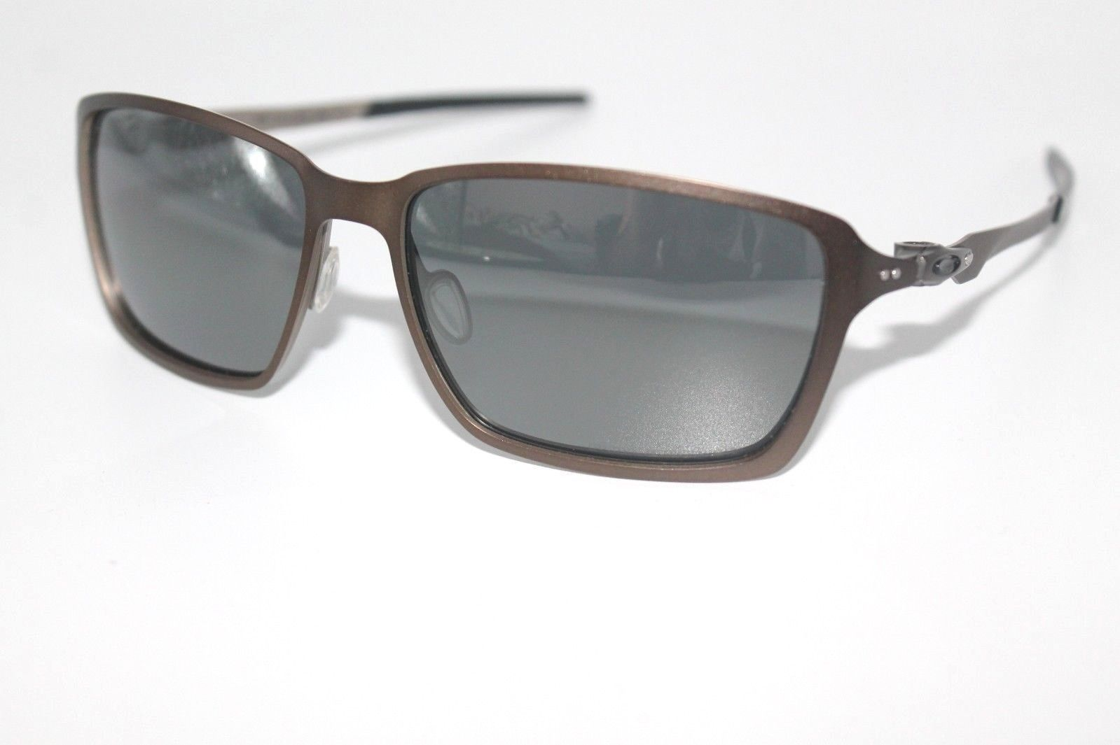 01b98d1a35a27 Oakley Tincan Sunglasses OO4082-06 Pewter and 50 similar items