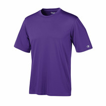 Champion Essential Double Dry Tee - Purple - Size: 3XL - $23.74