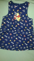 Vintage Disney Store Winnie The Pooh Dress Adorable Sz 18 Months - $20.78