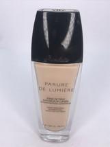 Guerlain Parure De Lumiere Light Diffusing Foundation 01 Beige Pale 1 oz... - $44.50