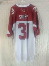 Marcel Shipp Arizona Cardinals NFL Reebok Jersey Adult 2XL NEW with Tags - $39.55