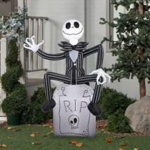 Gemmy Nightmare Before Christmas Jack Skellington Airblown Inflatable  3... - €42,73 EUR