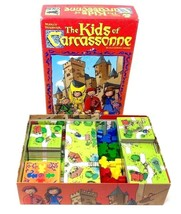 The Kids of Carcassonne Board Game - Complete Rio Grande Games 2009 Used - $34.16
