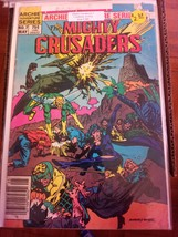 Mighty crusaders # 7 Archie comics - $0.75
