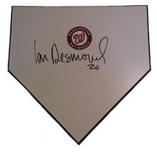 Washington Nationals Ian Desmond Signed Autographed Baseball Home Plate ... - $128.69