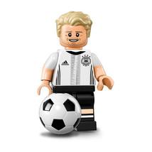 Nouveau Lego mini figurine S Maillot (Allemand FOOT ) séries 71014 - André - $10.39