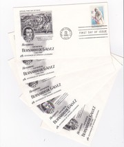 BERNARDO DEGALVEZ #1826 NEW ORLEANS, LA 7/23/1980 LOT OF 5 AC - $3.90