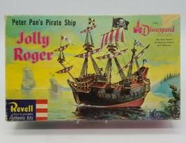 Revell 1960 Peter Pan's Pirate Ship Jolly Roger Disneyland H-377:149 Unbuilt Kit - $173.13
