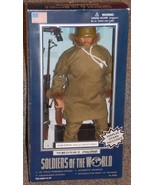 2000 Soldiers Of The World 12 inch Forceman World War 2 Figure New In Th... - $25.99