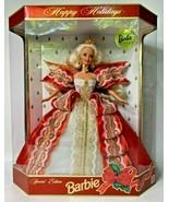 1997 Holiday Barbie Blonde Special Edition Collector's Club NIB - $249.99