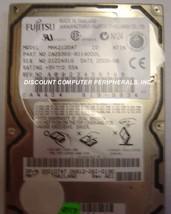 Fujitsu MHK2120AT 12GB 2.5in IDE Hard Drive Tested Good Free USA Ship