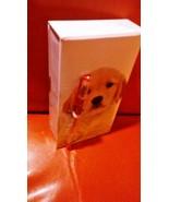 WHITE LABRADOR DOG ANIMAL-PET NOTE PAD & Pen NEW DESKTOP  SEVERAL HUNDRE... - $5.93