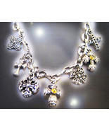 HAUNTED CHOKER NECKLACE WITCH'S DIVINE BANISHING OF EVIL CURSES OOAK MAGICK  - $3,777.77