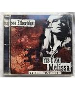 Yes I Am by Melissa Etheridge (CD, Sep-1993, Island (Label)) - $9.89