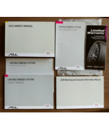 2018 Kia SOUL owner's manual book guide set case 18 - $15.00