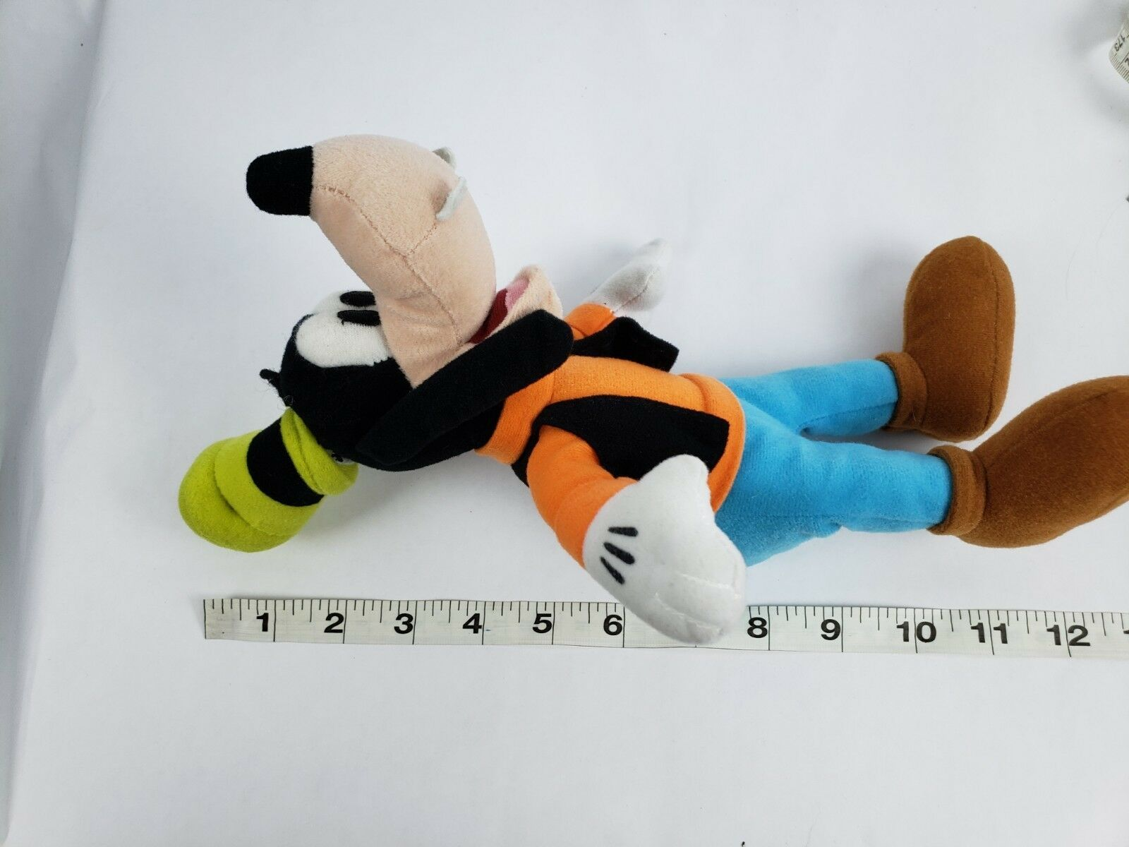 "Disney Goofy 12"" Plush Dog Mickey Mouse & Friends Stuffed Animal Soft Doll Toy image 5"