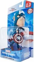 Disney Infinity: Marvel Super Heroes (2.0 Edition) Captain America Figure  - $13.85