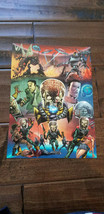 2012 Sdcc Comic Con Exclusive Topps Mars Attacks Scavenger Hunt Promo Karte Set - $39.66