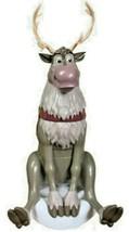 NEW Disney Parks Reindeer Sven Cup Frozen Holiday Beverage Antlers Sipper - $19.99
