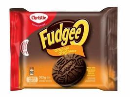 1 Box Christie Fudgee-O Original Cookies 303g/10.6oz FRESH & DELICIOUS! - $11.83