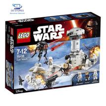 LEGO - 75138 - Star Wars - Jeu de Construction - Hoth Attack  - $58.01