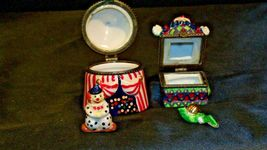 Stocking Stuffers, Christmas Ornaments AA20-2071 Vintage Collectible image 6