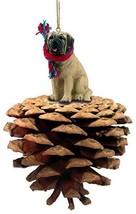 Conversation Concepts Mastiff Pinecone Pet Ornament - $16.99