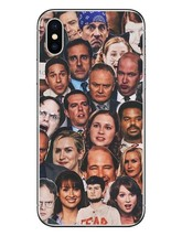 The office tv show Coque Cover Case for iphone 5 5S SE 6 6S Plus 7 XR XS... - $278,28 MXN