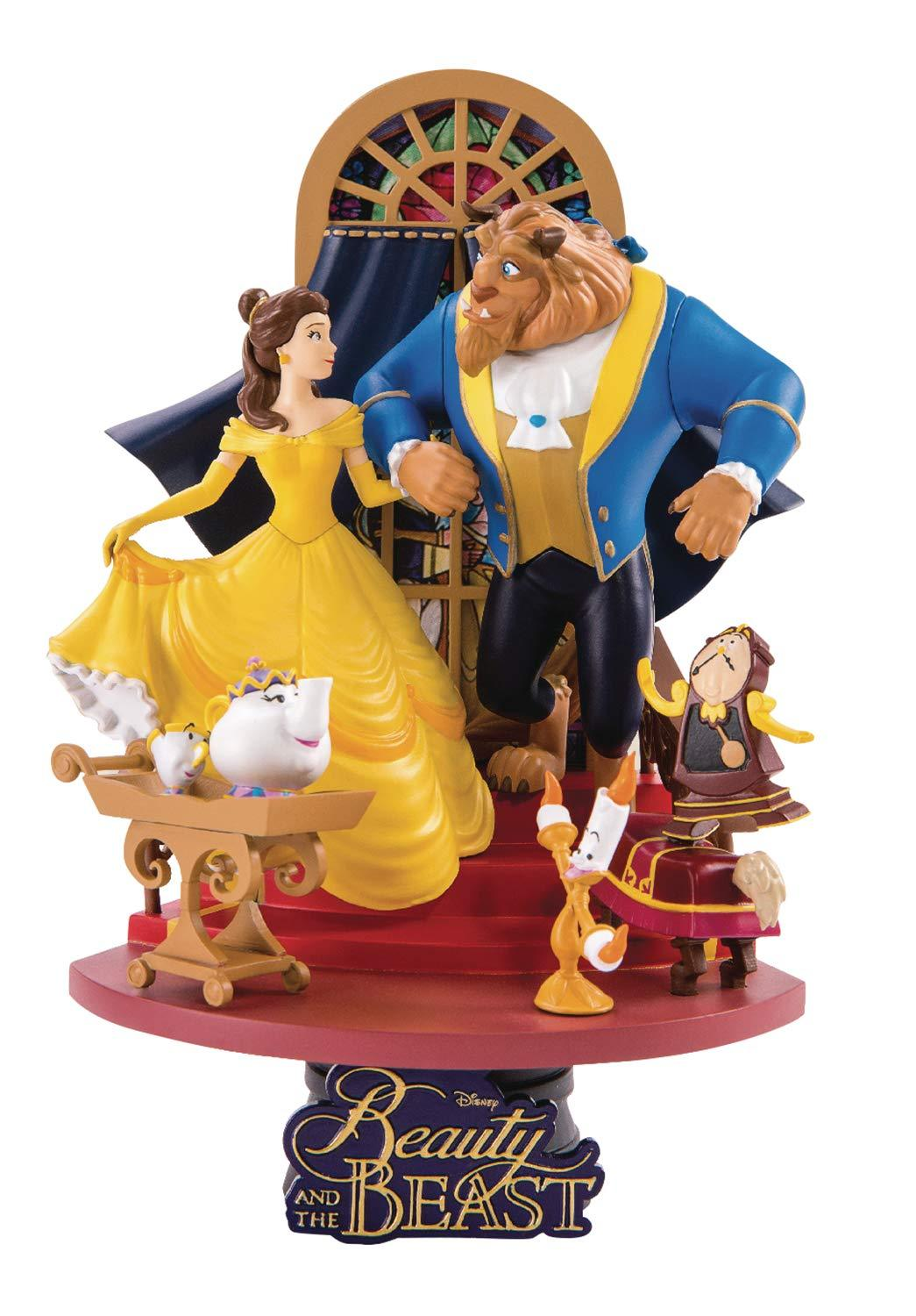 Beauty and the Beast DS-011 Dream Select Series 6-Inch Statue, Beast Kingdom