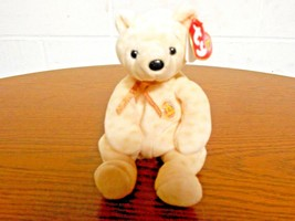 Ty BEANIE BABIES RETIRED NAME POPCORN BORN OCTOBER 2003 PLUSH BEANIE BABIES - $4.95