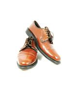 JC Penny's O'Sullivan's Men's Classics Dress Shoes Brown Leather Oxford 13B - $34.94