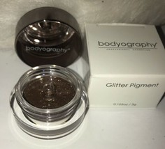 Bodyography Glitter Pigment Caviar .105 Oz./3g New In Box - $19.19