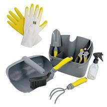 Jardineer 7PCS Gardening Tool Set, Steel Garden Tool Set Real, Outdoor G... - $24.25