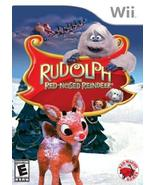 Rudolph the Red-Nosed Reindeer - Nintendo Wii [Nintendo Wii] - $0.63
