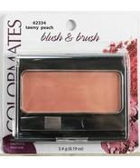 Colormates Blush & Brush - Tawny Peach #62334 - $11.88