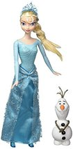 Disney® Frozen Princess Elsa and Olaf Doll Gift Set - $47.48