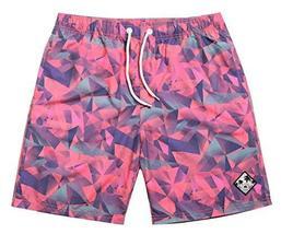 Alien Storehouse Men's Summer Fashion Quick Dry Beach Shorts - $25.34