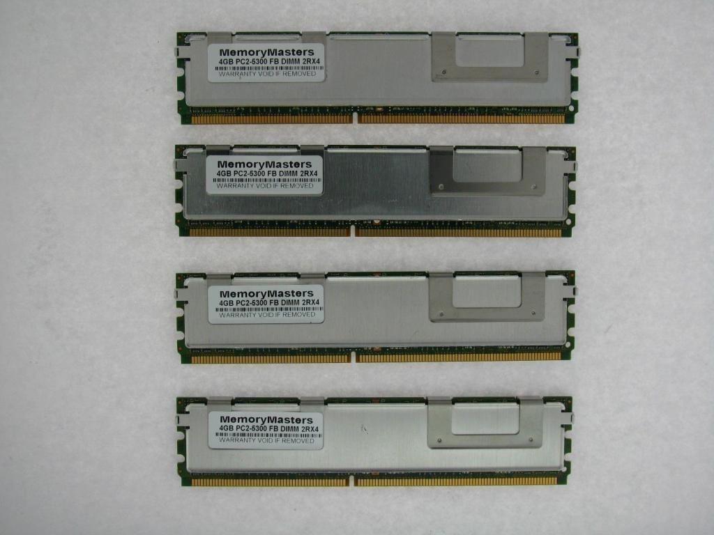 NEW 16GB 4x4GB PC2-5300 ECC FB Dell Precision WorkStation T5400 NOT FOR PC
